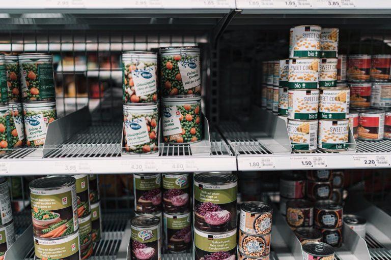 Vitamíny v mrazenom / konzervovanom ovocí a zelenine + nie je čerstvé ako čerstvé